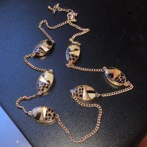Chico's Animal motif Necklace
